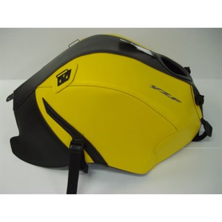 Bagster Tank cover YZF 125 R - black / surf yellow