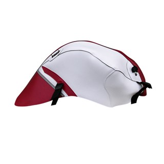 Bagster Tank cover YZF 125 R - red / white
