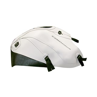 Bagster Tank cover CB 1000R - white / black