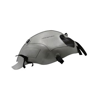 Bagster Tank cover MONSTER 696 / 796 / 1100 - light grey / black