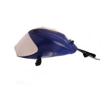 Bagster Tank cover GLADIUS 650 - white / baltic blue