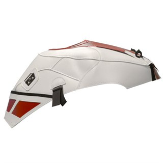 Bagster Tank Cover Yzf R1 - White / Red Deco / Anthracite / 50Th Anniversary