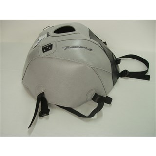 Bagster Tank cover TUONO V4 - anthracite / light grey