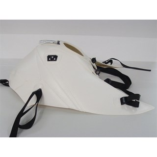 Bagster Tank cover TIGER 800 / TIGER 800XC - white