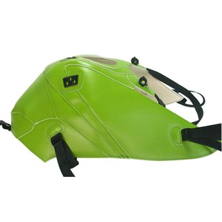 Bagster Tank cover TIGER 800 / TIGER 800XC - golden green