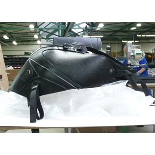 Bagster Tank cover TIGER 800 / TIGER 800XC - black