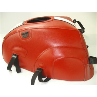 Bagster Tank cover SPORT 1000 CLASSIC - red / white deco