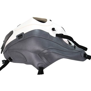 Bagster Tank cover R1200 GS - white / light grey