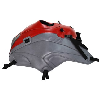 Bagster Tank cover R1200 GS - red / light grey