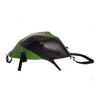 Bagster Tank cover Z 800 - matt black / pearly green / black
