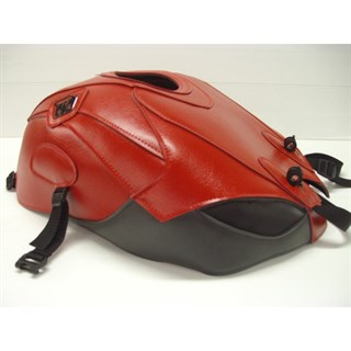 Bagster Tank cover S1000 R - red / sky grey