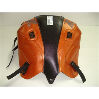 Bagster Tank cover Z 1000 - black / pearly vermillion