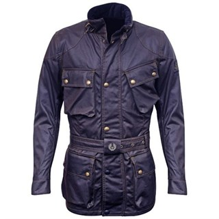 Belstaff Trialmaster Wax Cotton jacket - Navy L