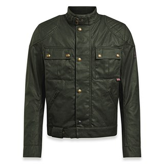 Belstaff Mojave Pro jacket in olive green