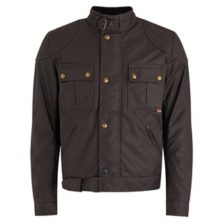 Belstaff Brooklands Mojave 2.0 jacket in mahogany 6XL
