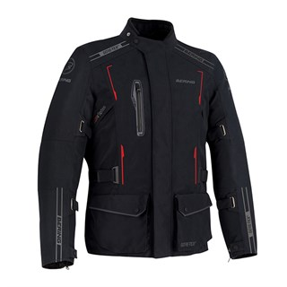 Bering Yukon GoreTex Laminate jacket in black 2XL