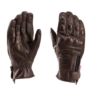 Blauer Combo glove - Brown m