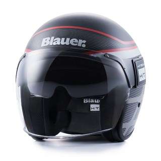 Blauer Pod Graphic B helmet in black / grey