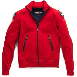 Blauer Easy softshell jacket in red