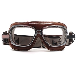 Baruffaldi Super Competition Goggle in Brown