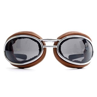 Baruffaldi Sfericum Goggles in Brown