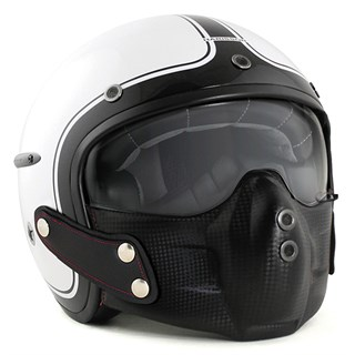 Harisson Corsair helmet in white
