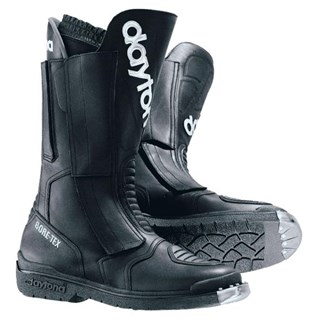 Daytona Trans Open GTX boots in black 48