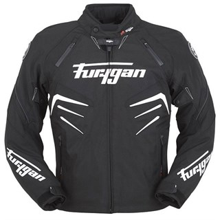 Furygan Skull jacket in black