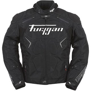 Furygan Titan Evo jacket in black