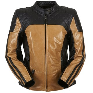 Furygan ladies Legend jacket in honey