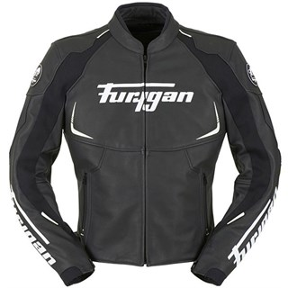 Furygan Spectrum Black/White jacket 3XL