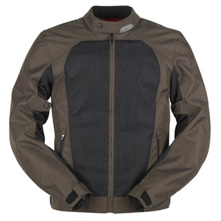 Furygan Genesis Mistral Evo 2 jacket in brown