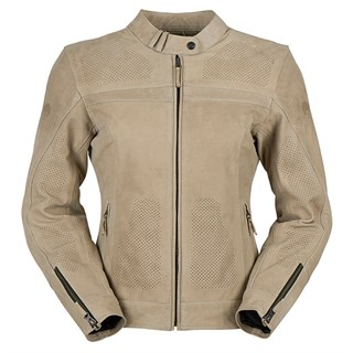 Furygan Kristen ladies jacket in beige