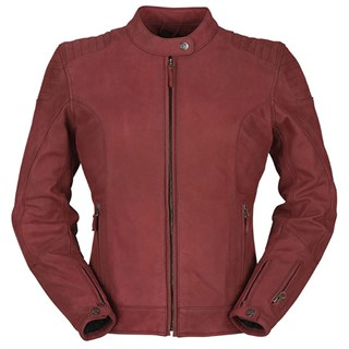 Furygan Debbie Ladies jacket in red