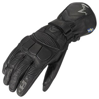 Halvarssons Roadstar ladies gloves in black