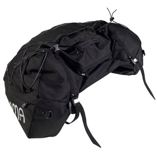 Halvarssons Bike Bag 52 litre in black