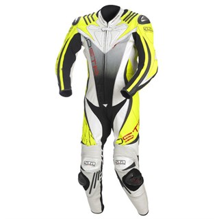Halvarssons Zolder suit in white