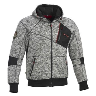 Halvarssons Raggy Fleece in grey