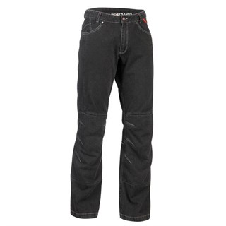 Halvarssons Wrap ladies jeans in black