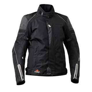 Halvarssons Amazonas jacket Black 60