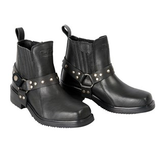 Halvarssons Convoy boots in black