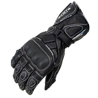 Halvarssons Escape gloves in black