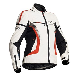 Halvarssons ladies Zoya jacket in white