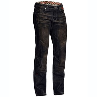 Halvarssons Blaze jeans in black short 52