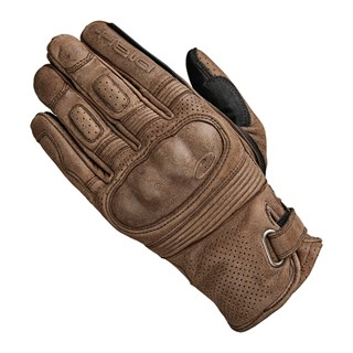 Held Burt gloves in brown