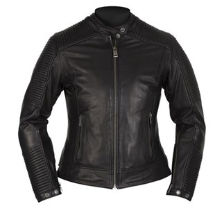 Helstons Razzia ladies jacket in black
