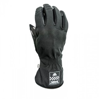 Helstons One Winter gloves in black