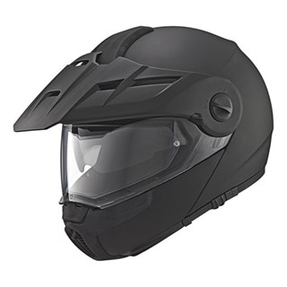 Schuberth E1 helmet - Matt Black XS 53