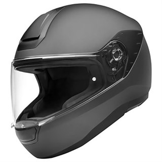 Schuberth R2 helmet in matt anthracite