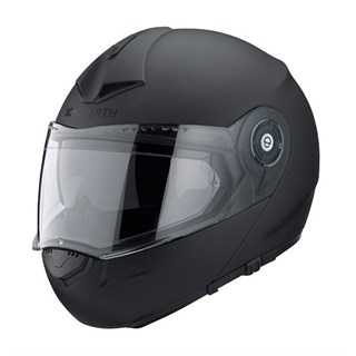 Schuberth C3 Pro Solid Matt Black helmet